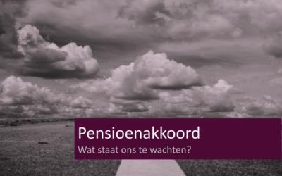 Pensioenakkoord 2022!